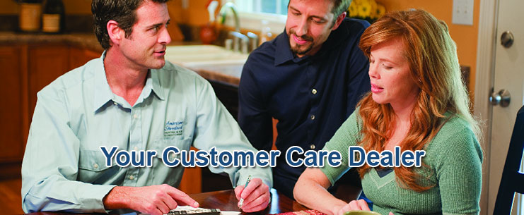 your customer care dealer